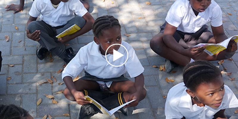 Malée Natural Science - Ripple Reading Video Still